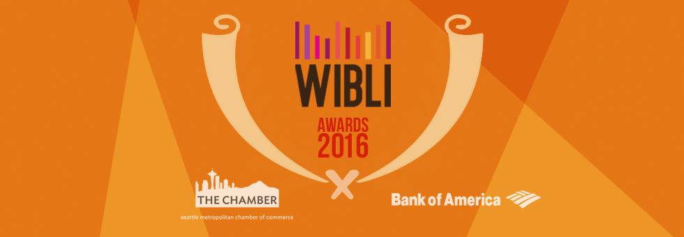 Sarah Amador, HR Manager, Finalist for Seattle Chamber WIBLI